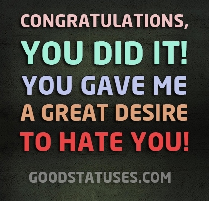 Love And Hate Quotes Prepossessing Hate Quotes & Images  I Hate You Love And Life Quotes And Sayings