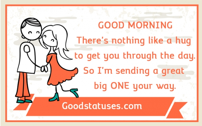 Inspiring Monday Quotes And Statuses Get A Hug Through The Day
