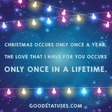 Merry Christmas status and quotes / Christmas wishes and statuses ...