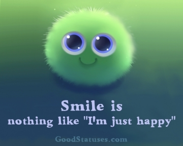 Smile Status and Quotes