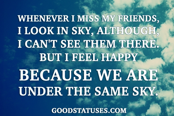 100 Really Powerful Miss U Friends Images With Quotes